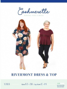 Rivermont Dress and Top - Cashmerette Sewing Pattern